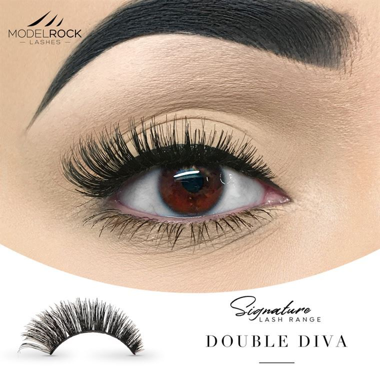 ModelRock Double DIVA - Double Layered Lashes