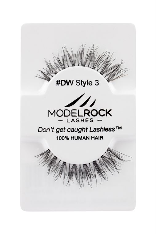3ca949edc7f Kit Ready #DW - Style 3 - MODELROCK Lashes
