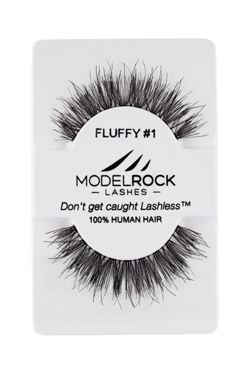 b2bcddfe62d Kit Ready - Fluffy Collection #1 - MODELROCK Lashes