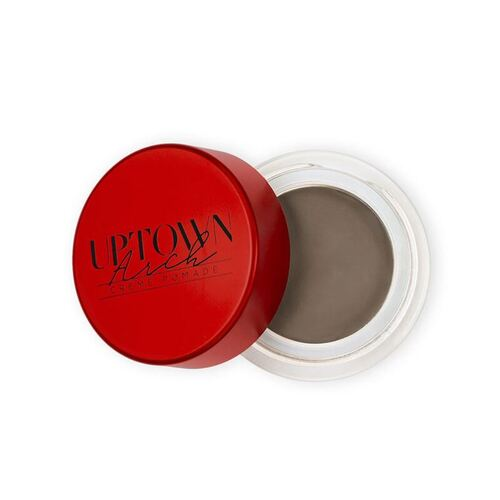 UPTOWN BROWS - CREME` POMADE - *ASH BROWN*