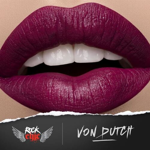 ROCK CHIC Liquid Lipstick - 'VON DUTCH'