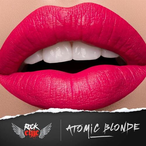 ROCK CHIC Liquid Lipstick - 'ATOMIC BLONDE'