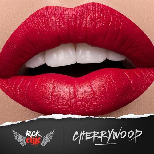 ROCK CHIC Liquid Lipstick - 'CHERRYWOOD'