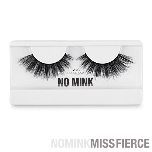 NO MINK // Faux Mink Lashes - *MISS FIERCE*