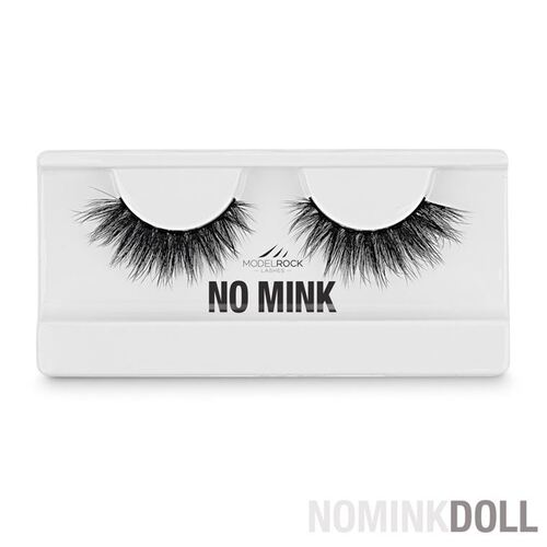 NO MINK // Faux Mink Lashes - *DOLL*