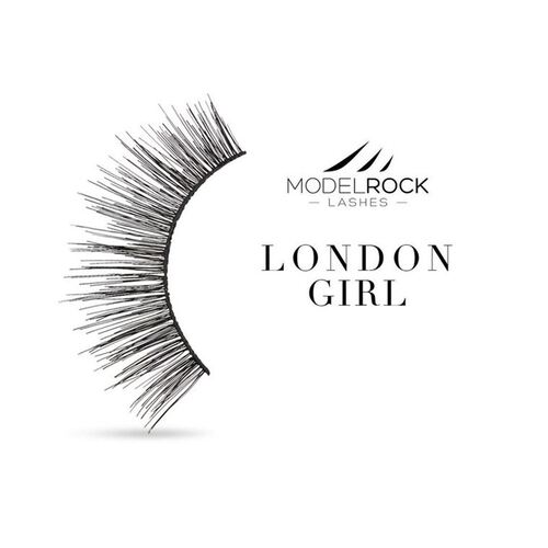London Girl - Double Layered Lashes