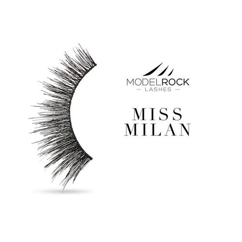 Miss Milan - Double Layered Lashes