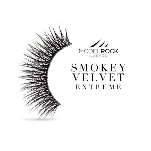 Smokey Velvet 'EXTREME' - Double Layered Lashes