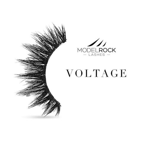 VOLTAGE - Double Layered lashes