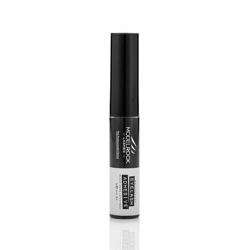 "MODELROCK - Lash Adhesive 5gm Waterproof BLACK/DARK  - ""LATEX FREE"" - With ""Brush On"" applicator"