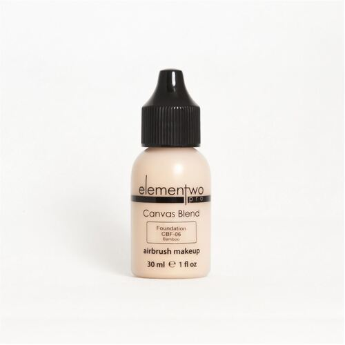 Elementwo CANVAS BLEND Foundation 30ml CBF-06 Bamboo
